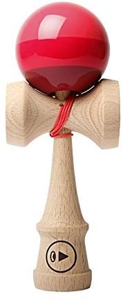 PLAY Kendama Play kendama 3604wypoczynek, do uprawiania sportu i ciesz się Pro II Sport zabawka, czerwony