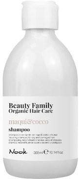 Organic Surge MAXIMA NOOK Nook Beauty Family Hair Care maqui & cocco szampon 300ml