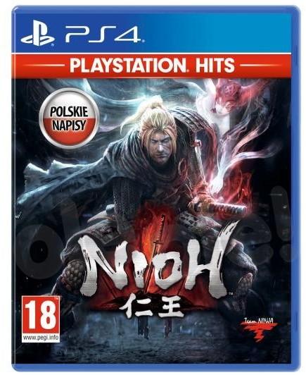NiOh PlayStation Hits (GRA PS4)