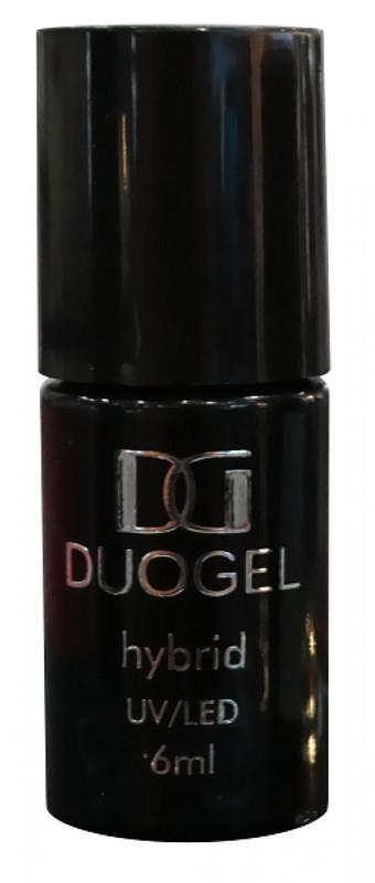 DUOGEL 002 Black - lakier hybrydowy 6ml