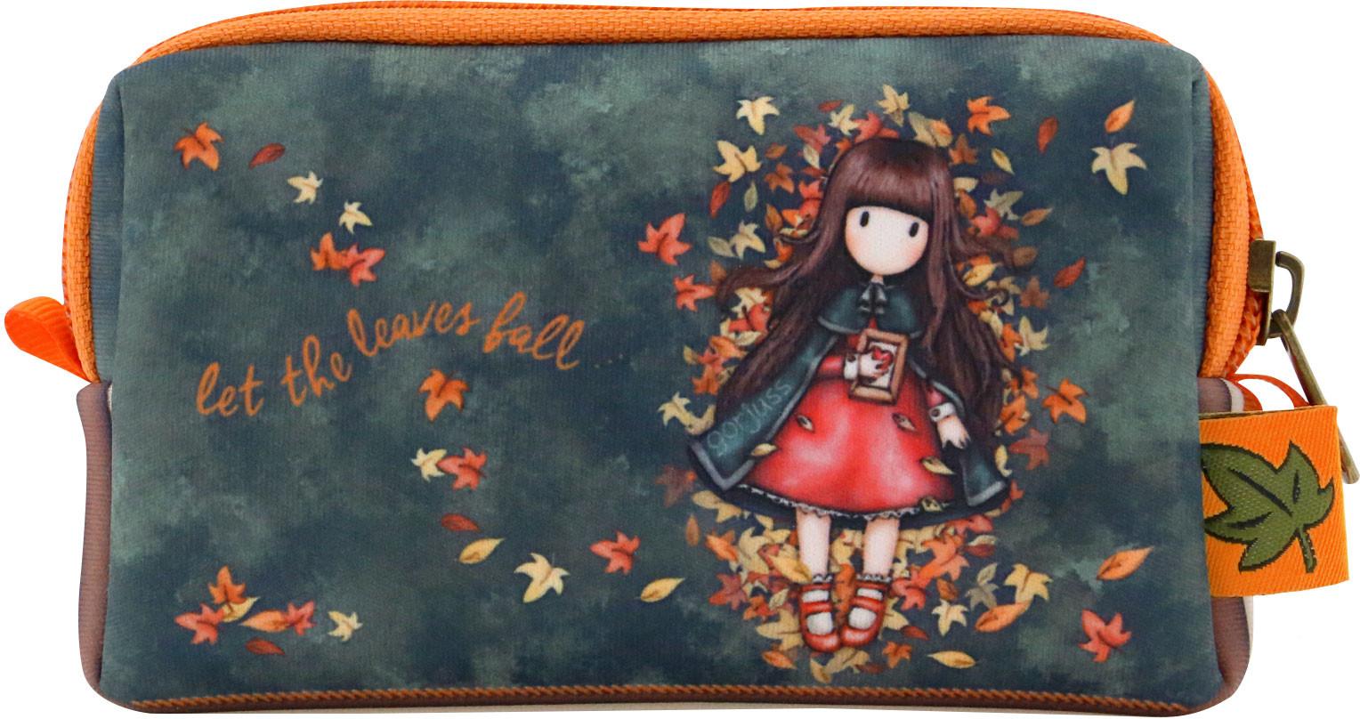 Santoro Santoro małe neoprenowe etui Gorjuss Autumn Leaves 908GJ04