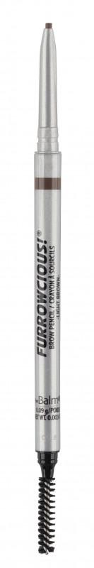 The Balm FURROWCIOUS! - Brow Pencil with Spooley Crayon - Kredka do brwi ze szczoteczką - BLONDE THEDZSZ-ZESZ-01