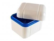 Curaprox Curaprox pojemnik na protezę BDC 110 kolor niebieski