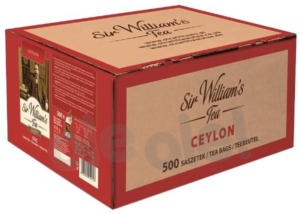 Sir Williams Sir Williams Ceylon 500 saszetek 5902020014713