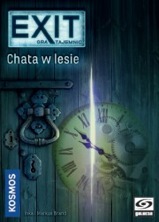 Galakta EXIT: Gra tajemnic - Chata w lesie