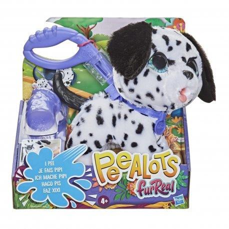 Fur Real Maskota Interaktywna Duży Pies na smyczy