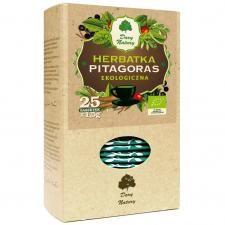 Dary Natury Mirosław Angielczyk, Koryciny 73,17-31 Herbatka PITAGORAS BIO (25 x 1,5 g) 000-3210-44616