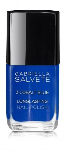 Gabriella Salvete Longlasting Enamel lakier do paznokci 11 ml 03 Cobalt Blue