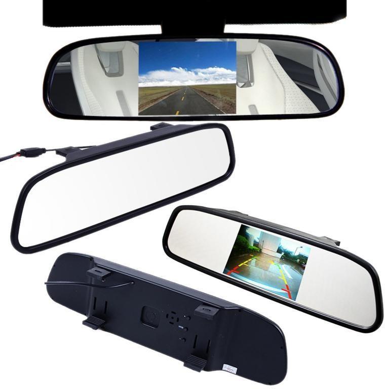 S.T.I Ltd NOWOŚĆ 2016r.! Wysokiej Jakości Samochodowy Monitor LCD 4,3