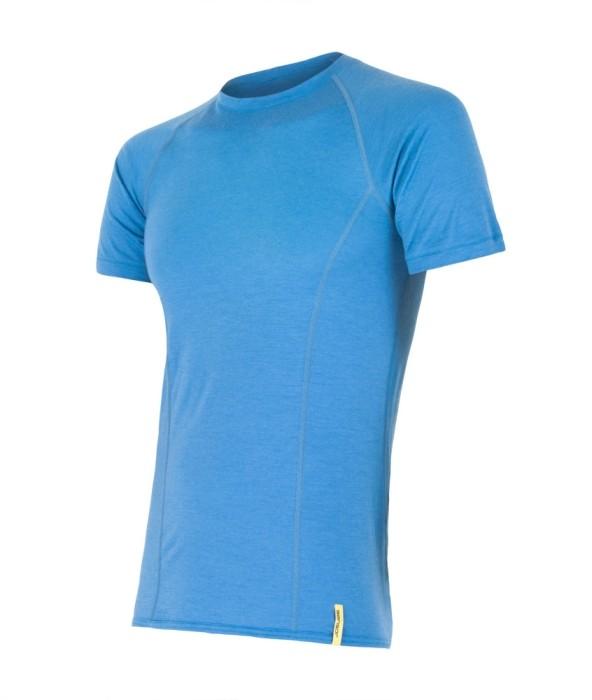 Sensor koszulka termoaktywna Merino Wool Active M blue XXL