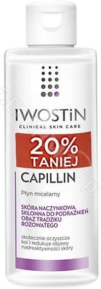 Iwostin SANOFI-AVENTIS Capillin płyn micelarny 215 ml