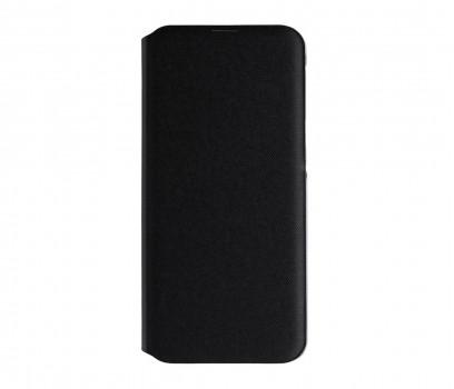 Samsung Samsung Wallet Cover do Galaxy A20e czarny (EF-WA202PBEGWW)