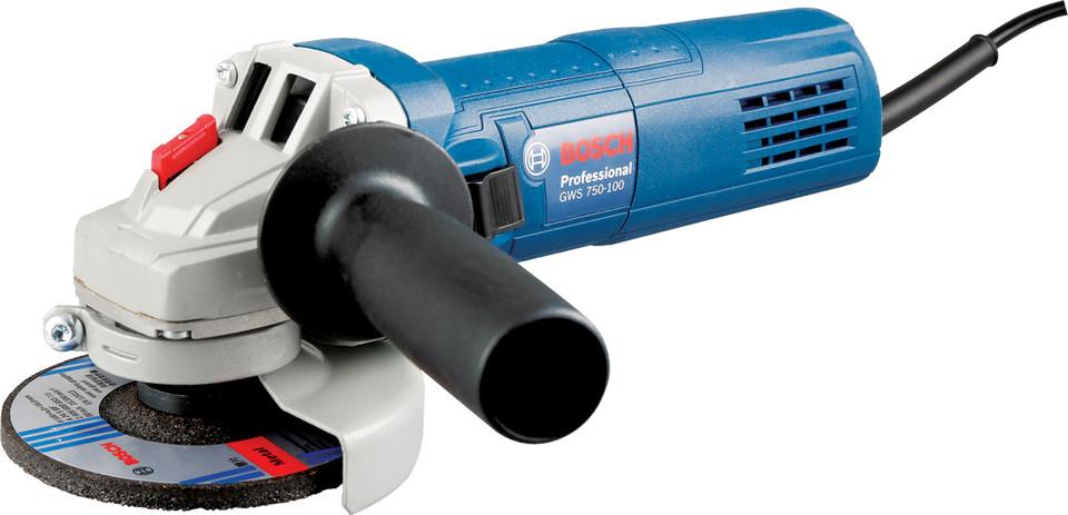 Bosch GWS 750 S (0 601 394 121)