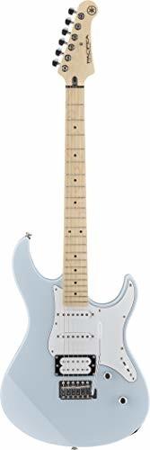 Yamaha Pacifica 112 VM gitara elektryczna w kolorze jasnoniebieskim wysokiej jakości gitara elektryczna o eleganckim wzornictwie dla początkujących i online GPA112VMIBRL
