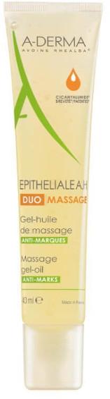 Aderma Aderma Epitheliale a.h Duo Massage żel olejek do masażu 40ml