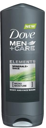 Dove Men +Care Minerals and Sage Żel pod prysznic 400ml