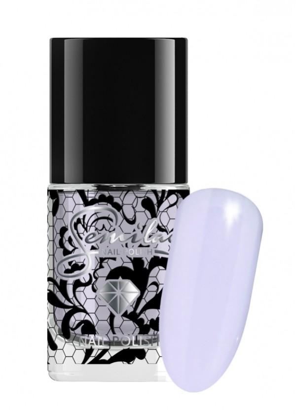 Semilac Lakier do paznokci 127 violet cream - 7 ml LA7127