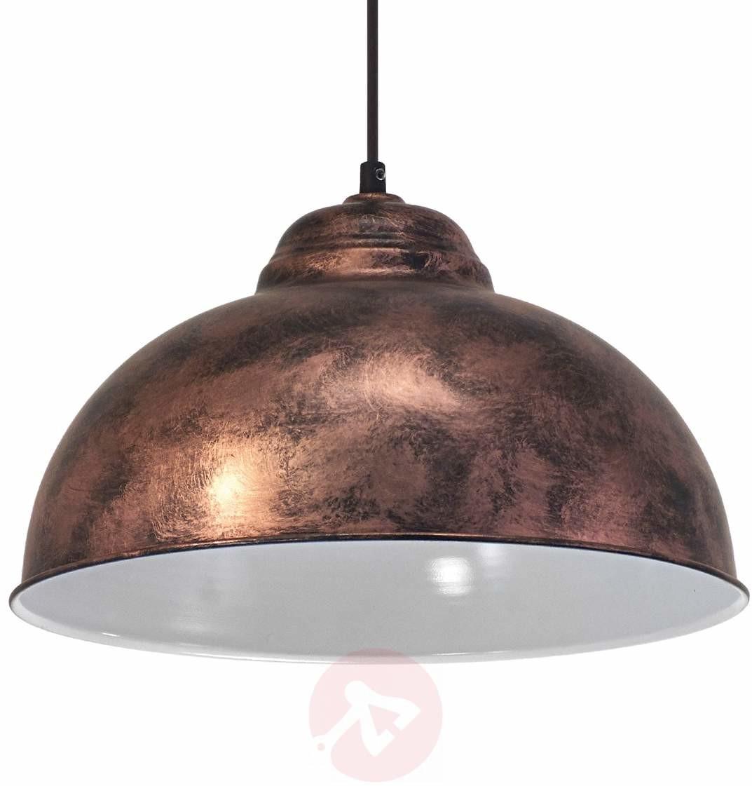 Eglo Stalowa lampa wisząca JONIN (49248)