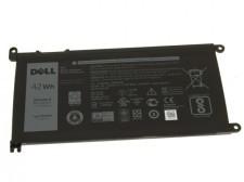 Dell Oryginalna bateria WDX0R 42WHr 5568 5378 WDX0R