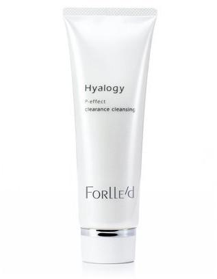 Forlle`d Forlle'd - emulsja oczyszczająca, Hyalogy P-effect Clearance Cleansing, 100 g 1700-uniw