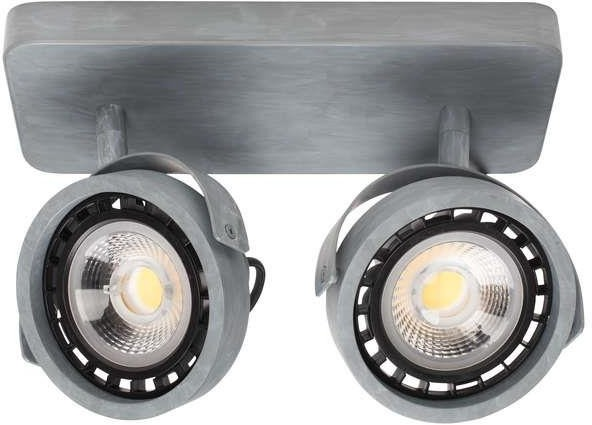 Zuiver : SPOT LIGHT DICE-2 DTW cynkowany 5500643