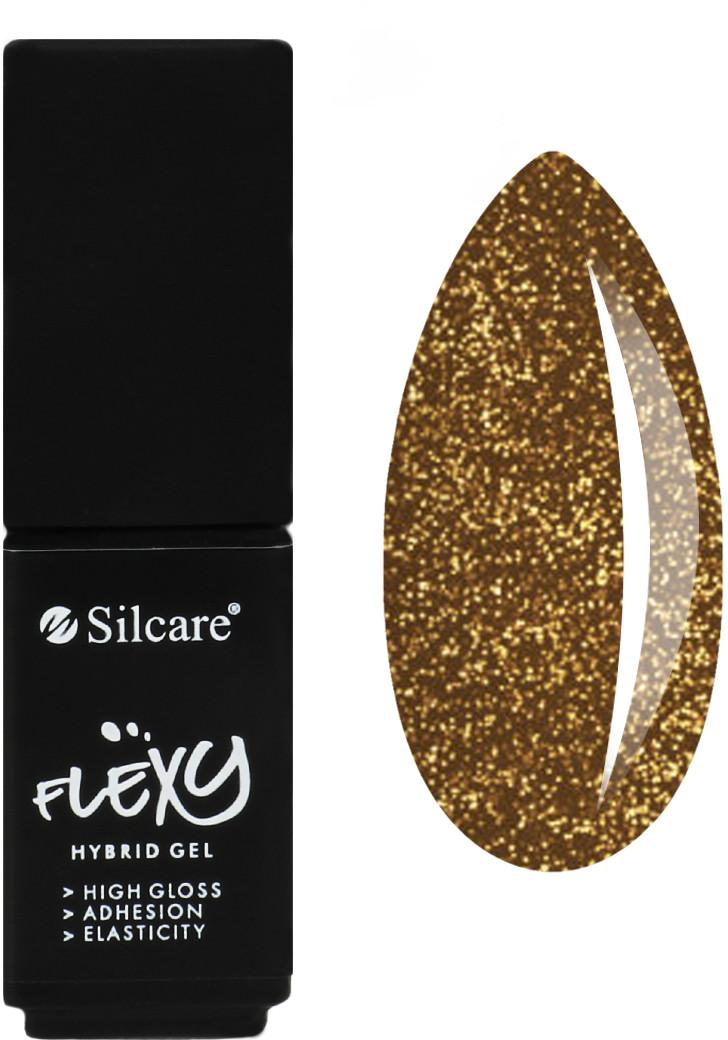Silcare Silcare Flexy Hybrid Gel Lakier Hybrydowy 199 4,5g
