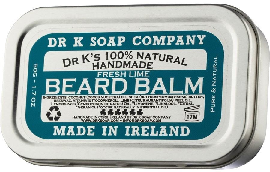 Dr K Soap Company Produkty Beard Balm Lemonn Lime 50.0 g
