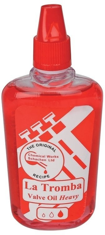 La Tromba AG Extra Fine Valve Oil heavy oliwka