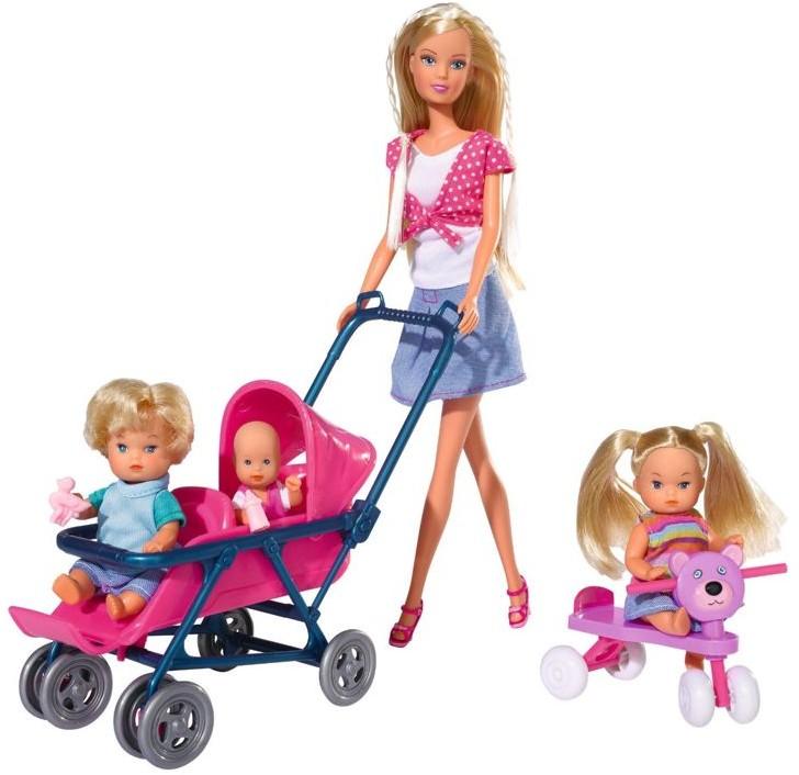 Simba STEFFI Lalka,dzieci w pokoju dziecięcym 5736350