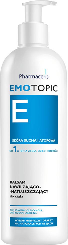 DR IRENA ERIS Pharmaceris E Emotopic balsam nawilżająco-natłuszczający do ciała 400 ml   DARMOWA DOSTAWA OD 199 PLN!
