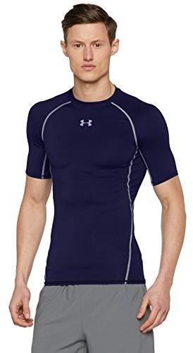 Under Armour koszulka męska Heatgear do fitnessu, niebieski, M 1257468