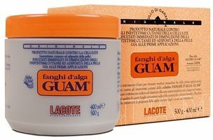 Lacote LACOTE Fanghi d'Alga 500 g koncentrat wyszczuplający i antycellulitowy 8025021110035