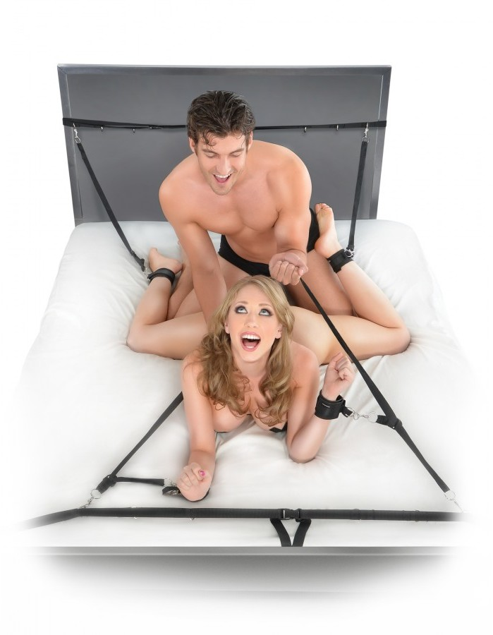 Fetish Fantasy Bed Restraint System Sweext 1