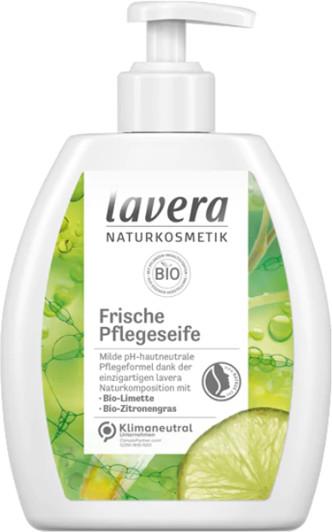 Lavera Mydło w płynie z bio-limonką i bio-trawą cytrynową 250ml