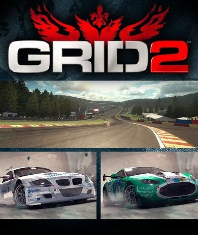Codemasters GRID 2 - Spa-Francorchamps Track Pack (DLC) Steam Key GLOBAL
