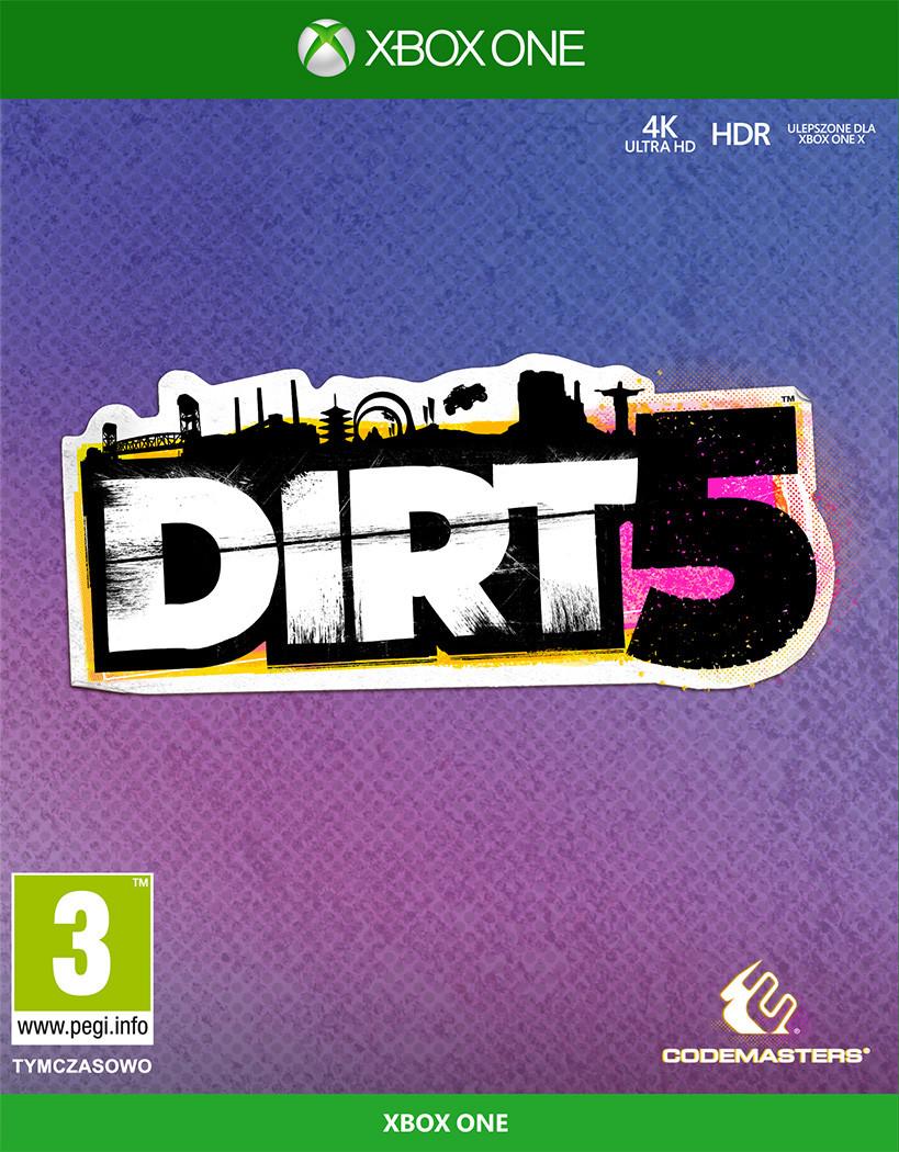 DiRT 5 (GRA XBOX ONE)