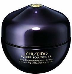 Shiseido Future Solution LX Total regenerujący krem do ciała, 200 ml 729238143524
