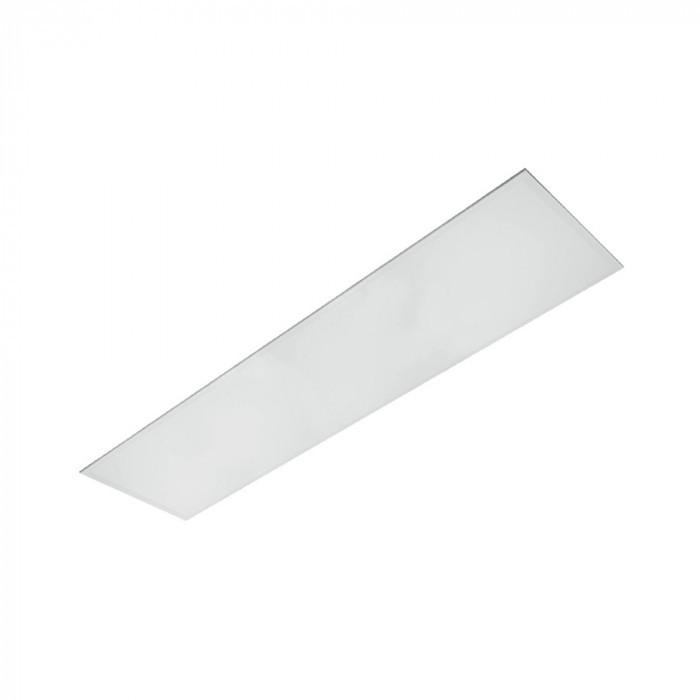 GTV Panel LED slim PRINCE 30x120cm 52W barwa neutralna biała LD-PR52120-NB