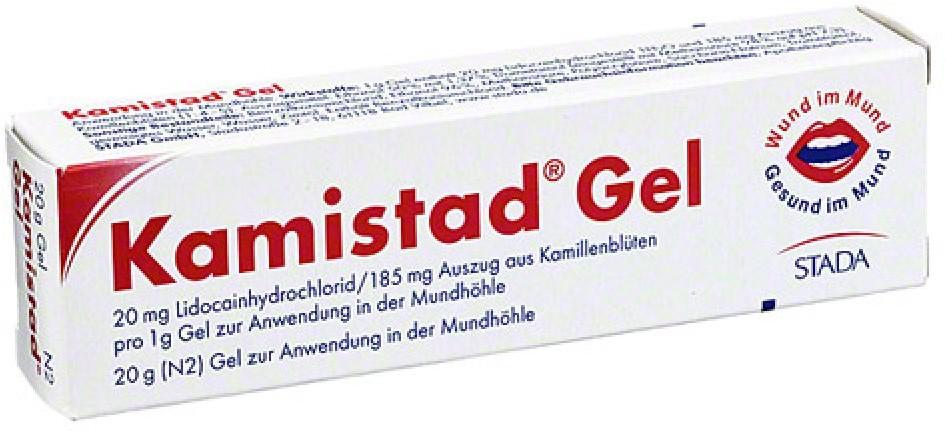 STADA GmbH Kamistad żel do jamy ustnej 20 g