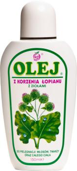 Nami Olej z korzenia łopianu 150 ml