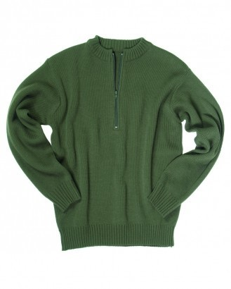 Mil-Tec Sweter schweiz armeepullover 10809501 Sweter SCHWEIZARMEEPULLOVER 10809501 rozm. L