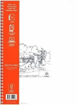 Whitelines whitelines WL101Link A4Squared notebook, 80G, 60arkuszy papieru FSC WL101