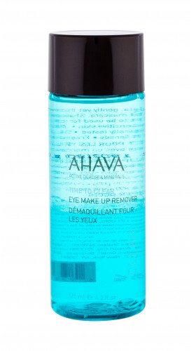 AHAVA AHAVA Clear Time To Clear demakijaż oczu 125 ml