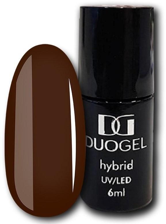 DUOGEL DUOGEL MAT 202 Brownie - lakier hybrydowy matowy 6ml 10228-uniw
