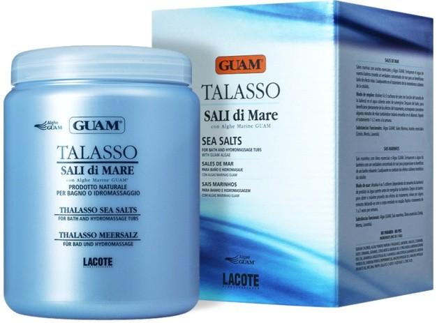 Lacote Talasso Sali DI Mare 1KG Sól Morska Do Kąpiel