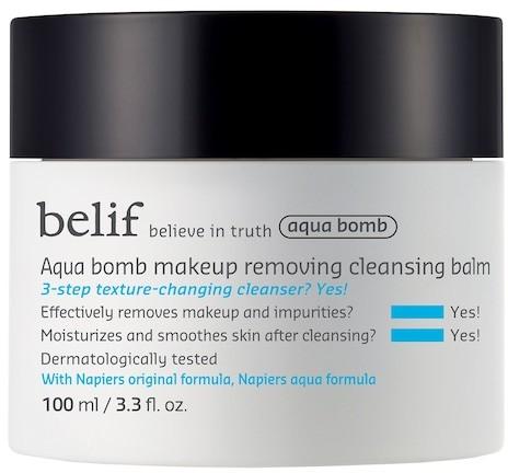 BELIF Aqua bomb makeup removing cleansing balm  Balsam do demakijażu