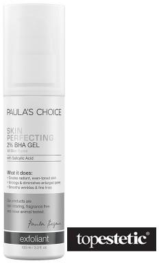Paulas Choice Paulas Choice Skin Perfecting 2% BHA Gel Żel złuszczający z 2% kwasem salicylowym 100 ml