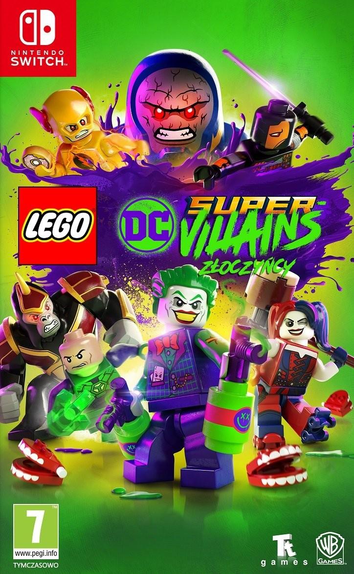 LEGO DC Super Villains NSWITCH