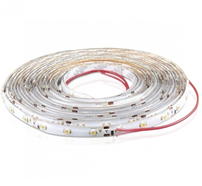 Polux Taśma LED 5m 16W/12V IP44 3000K