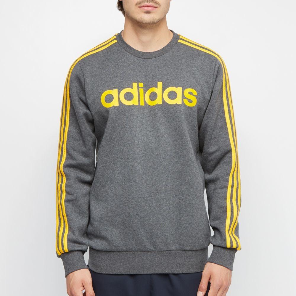 Adidas bluza męska popielate